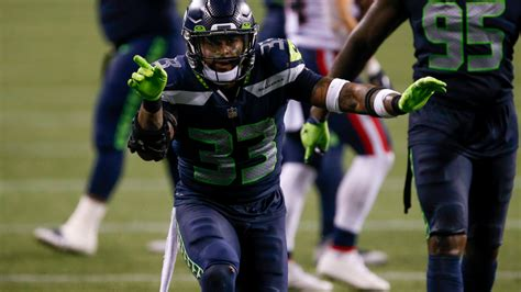 seahawks safety jamal adams expected  practice  full
