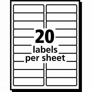 avery 5661 avery easy peel mailing label ave5661 ave With avery label sheets