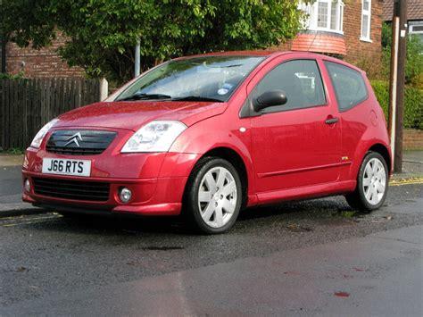 Citroën C2 Vts Review (2004