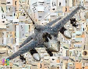 Fotos Als Collage : viele fotos zum flugwesen als fotomosaik beschreibung programmparameter f r das erstellen ~ Markanthonyermac.com Haus und Dekorationen