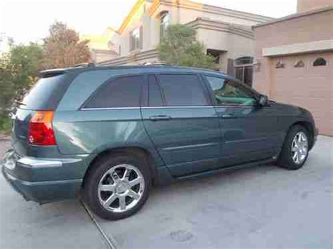 2006 Chrysler Pacifica Limited by Buy Used 2006 Chrysler Pacifica Limited Awd In Gilbert