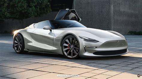 tesla roadster price tesla roadster will reborn as a convertible future