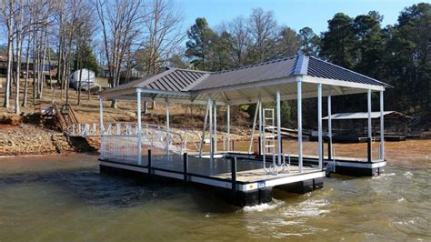 Boat Dock Safety by Custom Dock Systems Builds Quality Boat Docks Boat Lifts