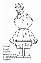 Thanksgiving Coloring Number Printable Pages Printables Worksheets Worksheet Birthday Numbers Sheets Preschool Crafts Activities Turkey Activity Native Kindergarten Dot Dots sketch template