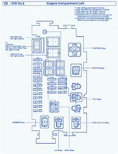 2005 Camry Fuse Diagram