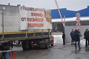 Russian humanitarian aid convoy to deliver New Year ...