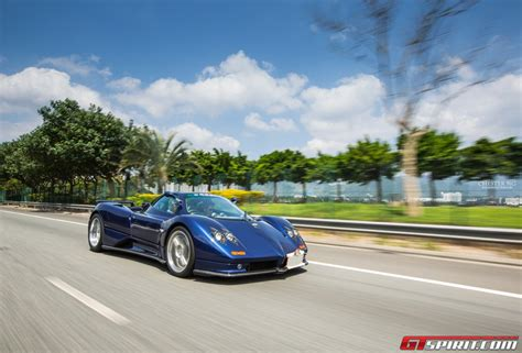 old pagani pagani s creations old and new gtspirit