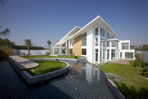 Contemporary Residence Bahrain House Architected By Moriq