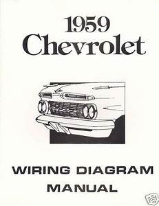 1959 Chevrolet Wiring Diagram Manual