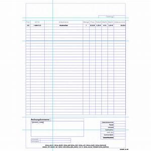 invoice pdf pro standard invoice template german With multi page invoice template