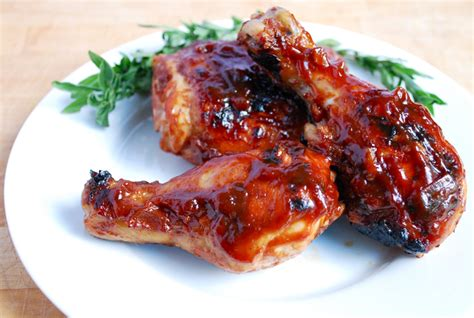 bbq chicken grilled chicken with root beer barbecue sauce tailgate grilling