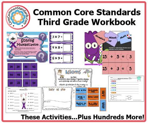 grade common core workbook
