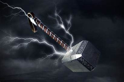 Thor Wallpapers Axe Hammer Phone