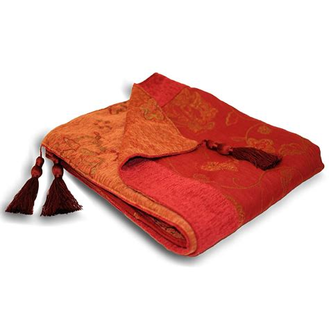 Throwovers For Settees by Blanket Throwovers Throw Chenille Bed Sofa Chair
