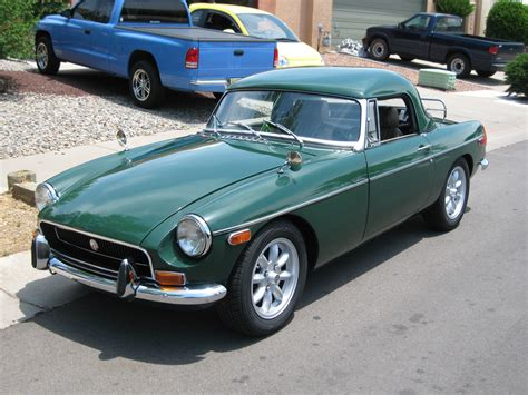 1972 MG MGB Roadster - Overview - CarGurus