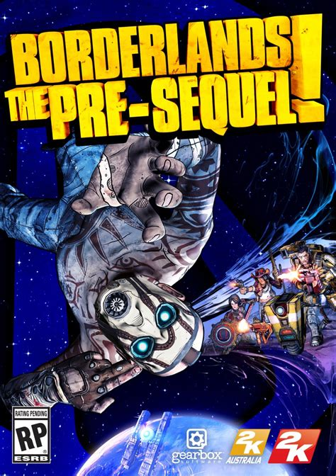 'Borderlands: The Pre-Sequel' details, character info and ...