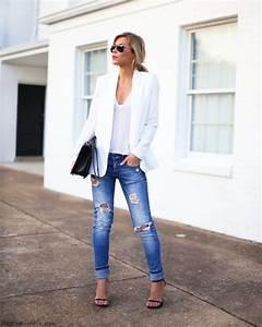 comment faire un jean troue femme la tendance irresistible With tendance mode 2015 femme