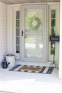 3, Easy, Decor, Tips, For, A, Spring, Front, Porch, U2022, What, Karly, Said