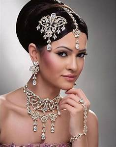17 Best Ideas About Indian Bridal Hair On Pinterest