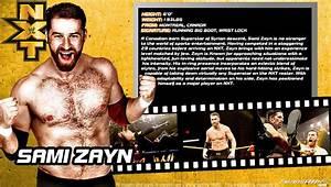 WWE Sami Zayn ID Wallpaper Widescreen by Timetravel6000v2 ...