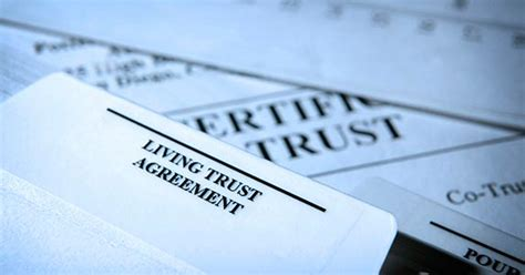 living trust 6 surprising facts about living revocable trust