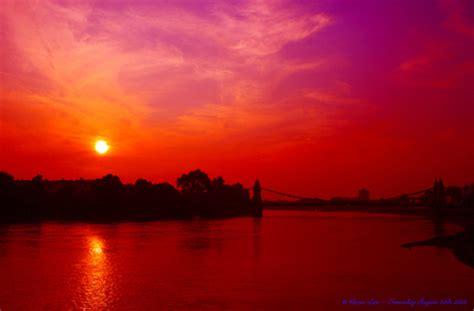 orange sunset sunsets nature background wallpapers