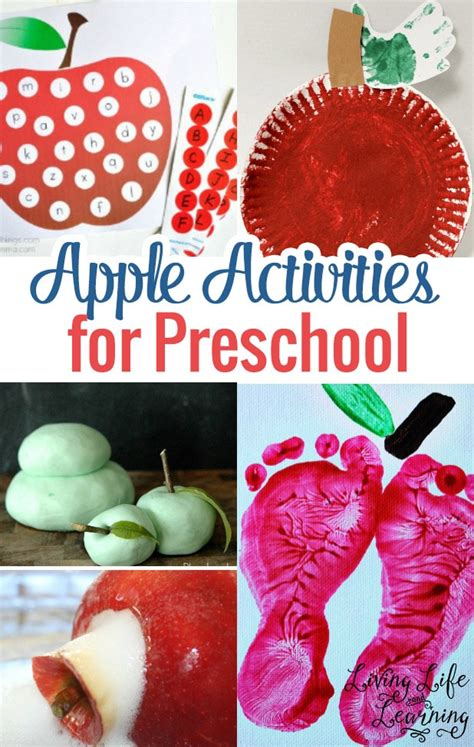 apple activities for preschool 945 | Apple activities for preschool