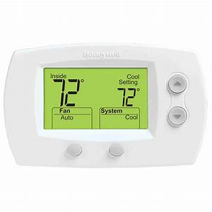 Th5220d1029 Honeywell Thermostat Non Programmable