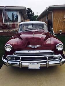1951 Chevy Bel Air Deluxe 2 Door  U0026quot Very Rare Collector U0026 39 S Edition U0026quot  For Sale