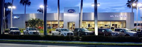 Ford West Palm by Al Packer Ford West Palm Retail Auto Sales