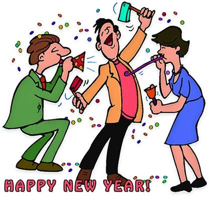 New Year Clipart New Year Clip Happy Holidays