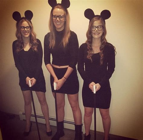 3 blind mice costume 28 diy costumes college in a nutshell