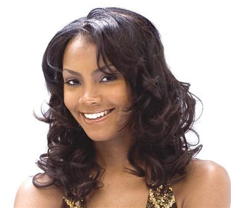 Sew In Extensions Hairstyles by 134 Best Real Vs Hair Images On