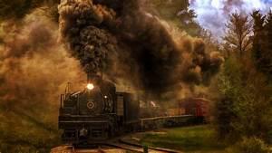Steam Locomotive Wallpaper - WallpaperSafari