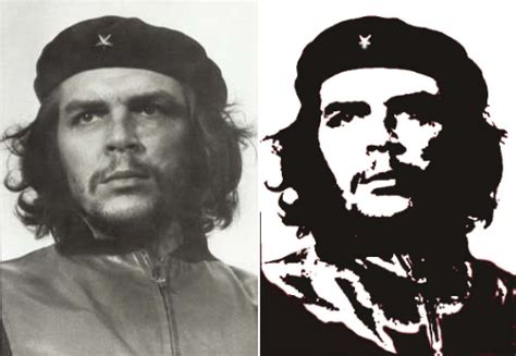 creating  che guevara effect tutorials gimpuserscom