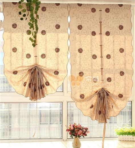 how to make balloon tie up curtains curtains drapes
