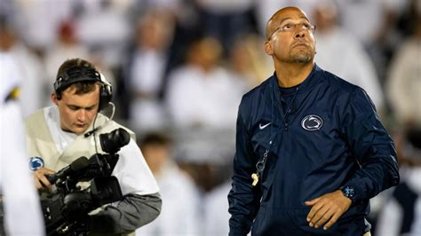 16+ James Franklin Penn State  Images