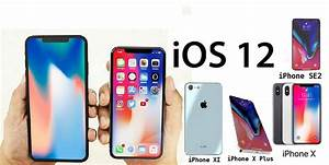 Iphone X User Guide Ios 12