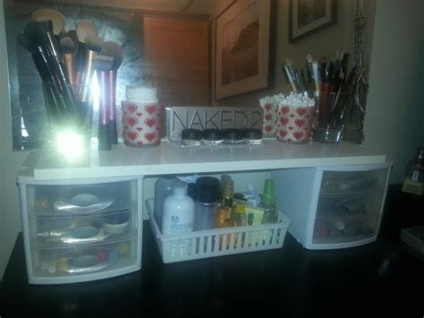 13 Perfect Diy Makeup Organization Ideas
