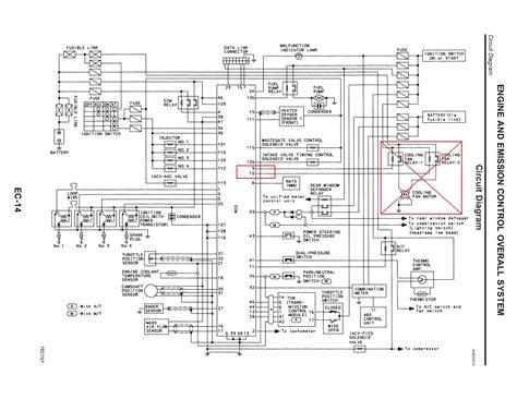 Nissan Thermo Fan Setup Omgpham