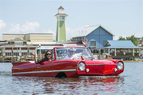 Boat Car Disney Springs by The Boathouse Makes A Splash At Downtown Disney At Walt