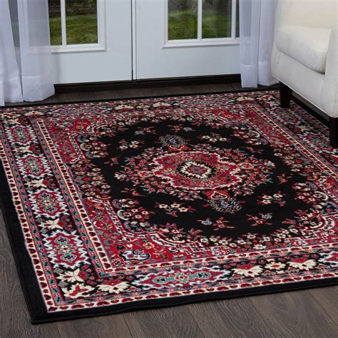 4 Area Rugs by Black Area Rug 4 X 6 Small Carpet 69