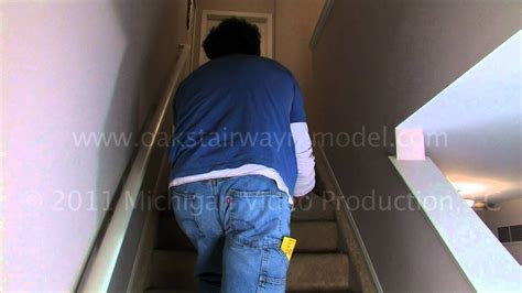 stairs carpeted carpet tack strips