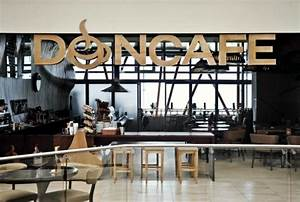 Unique Interior Design Of The Cafe QuotCafe Donquot Of Innarch