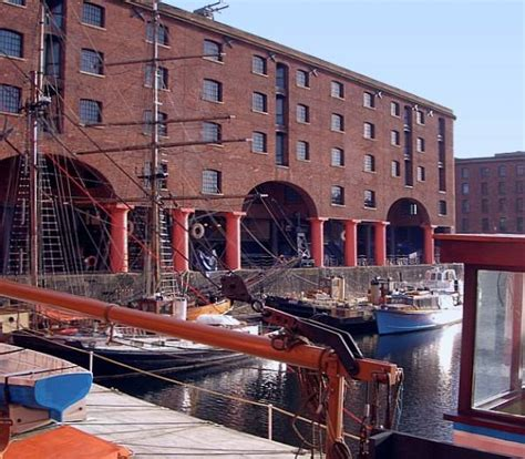 The Albert Dock, Liverpool