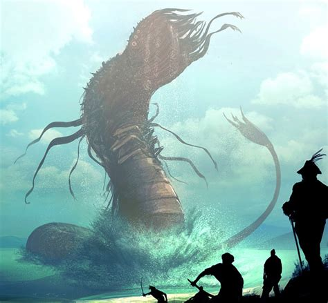 historys great mythical sea monsters boaterexamcom
