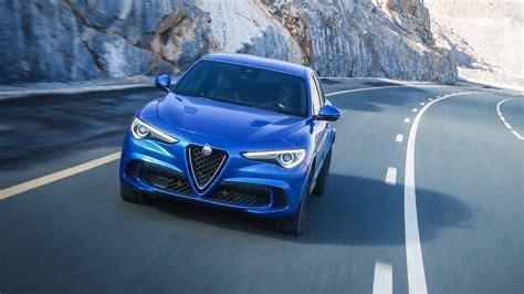 Alfa Romeo Top Gear by Alfa Romeo Stelvio Quadrifoglio Review A Baby