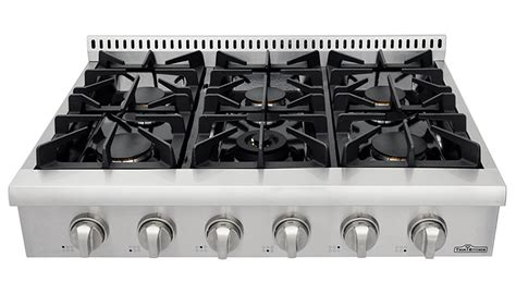 cooktop ranges  thor kitchen stoves
