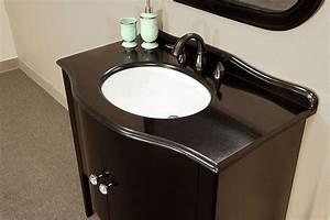 Bellaterra Home 203037 Black Bathroom Vanity, Black ...