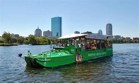 Duck Boat Boston by Boston Duck Tours Season 4 15 11 9 2018 In Boston Ma